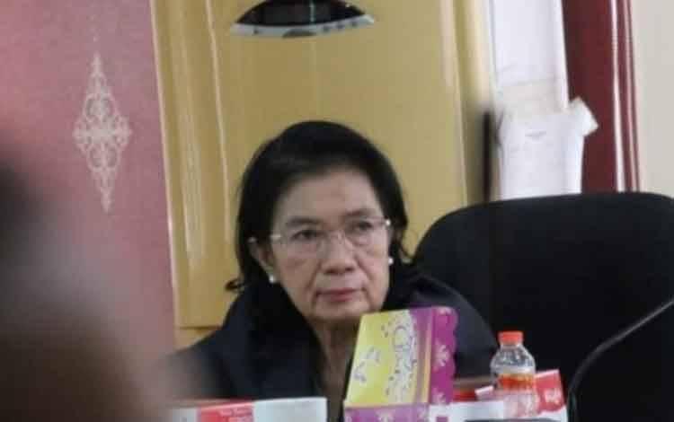 Anggota Komisi C DPRD Palangka Raya, Anna Agustina Elsye