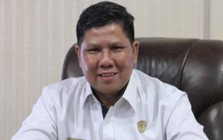 Ketua Fraksi Partai Gerindra DPRD Kotawaringin Timur, H Ary Dewar.