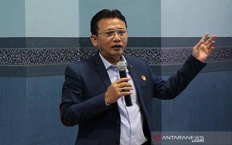 Wakil Ketua Lembaga Perlindungan Saksi dan Korban (LPSK) Edwin Partogi Pasaribu