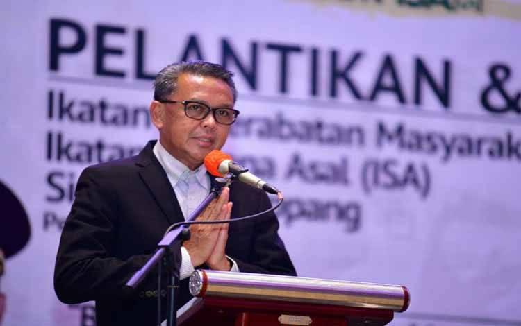 Pengamat politik Universitas Hasanuddin, Andi Ali Armunanto