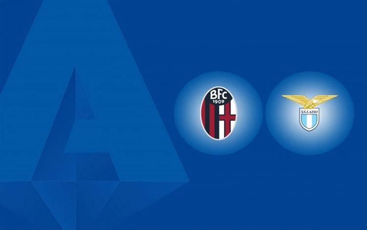 Ilustrasi pertandingan pekan ke-24 Liga Italia antara Bologna melawan Lazio yang berlangsung Minggu (28/2/2021) dini hari WIB. (ANTARA/Gilang Galiartha)