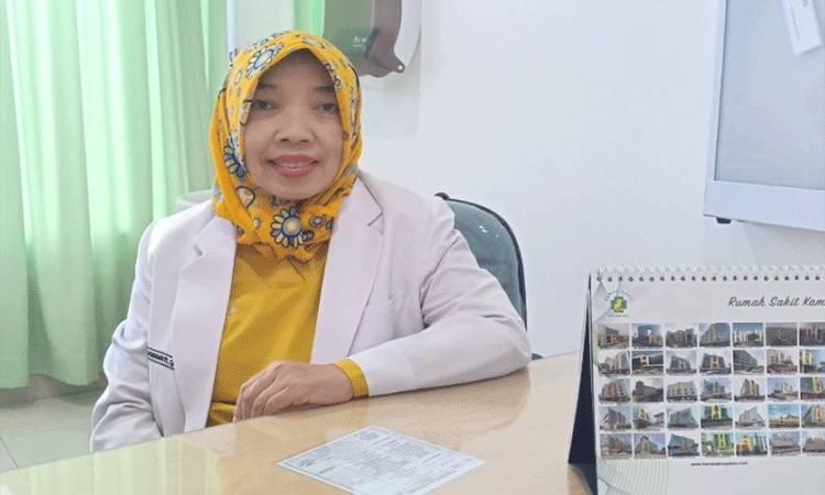 Dokter spesialis paru dari Perhimpunan Dokter Paru Indonesia (PDPI) cabang Jawa Tengah dr. Indah Rahmawati, Sp.P (ANTARA/HO - dok. pribadi)