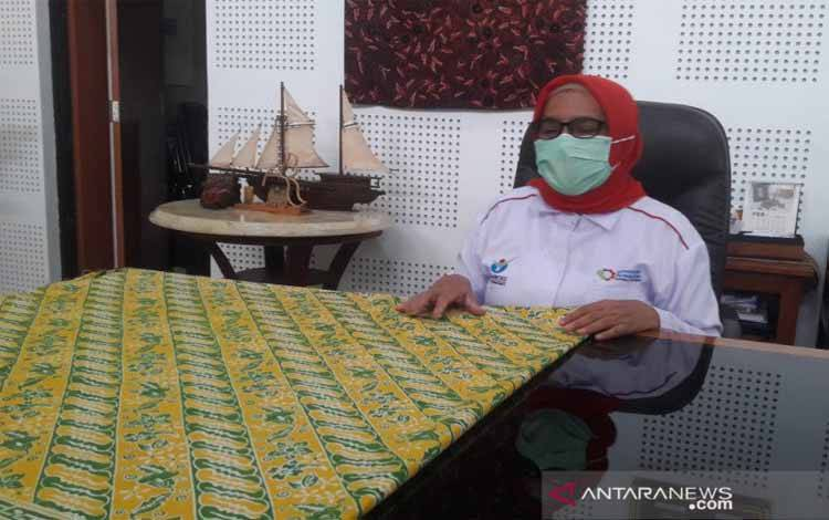 Kepala Balai Besar Kerajinan dan Batik (BBKB), Titik Purwati Widowati