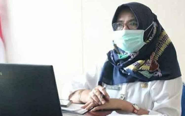 Kepala Dinas Koperasi dan UKM Kalimantan Tengah, Ati Mulyati