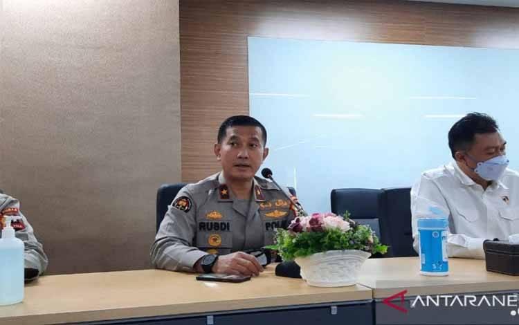 Kepala Biro Penerangan Masyarakat Humas Polri Brigjen Rusdi Hartono