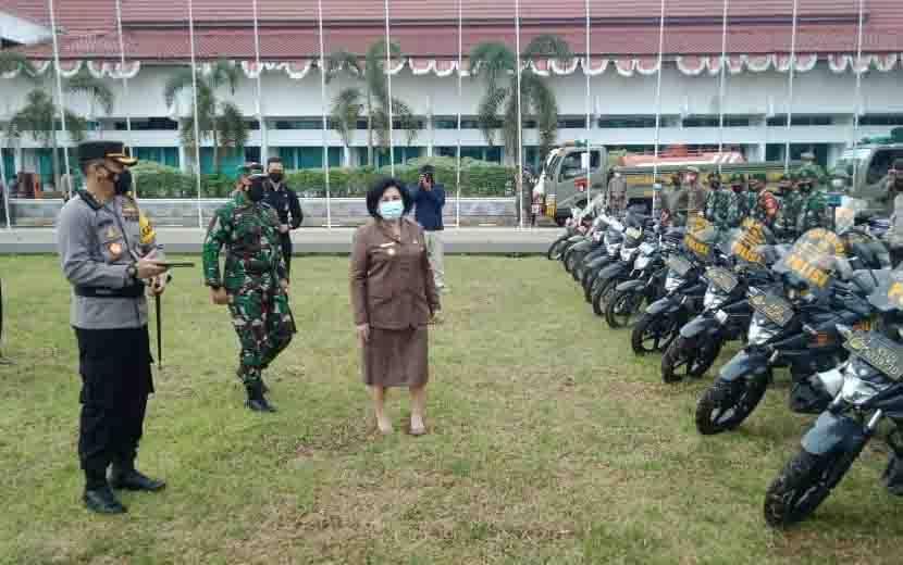 Wakil Bupati Barito Selatan Tekankan Beberapa Hal Dalam Kesiapan Penanganan Bencana Karhutla
