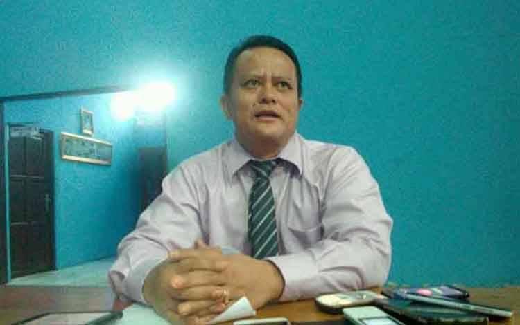 Wakil Ketua DPD PD Kalteng, Hatir Sata Tarigan.