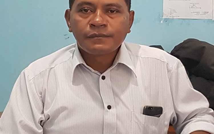 Sekretaris DPD Partai Demokrat Provinsi Nusa Tenggara Timur (NTT) Ferdinandus Leu
