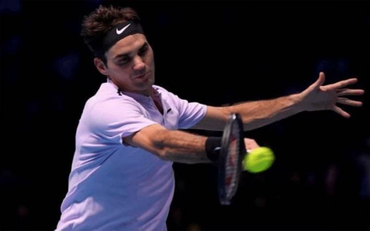 Petenis Roger Federer (REUTERS)