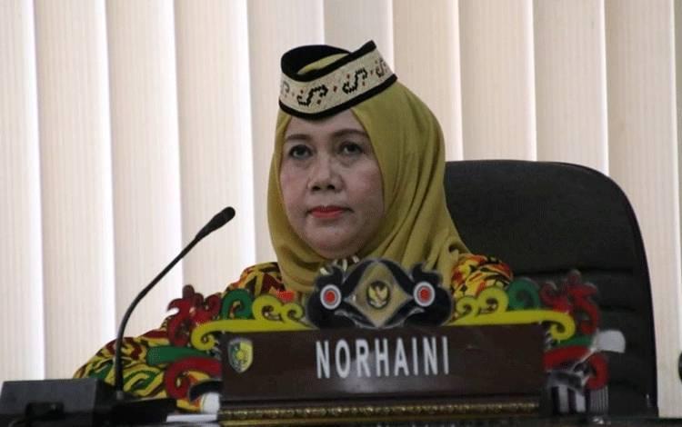 Sekretaris Komisi B DPRD Kota Palangka Raya, Norhaini