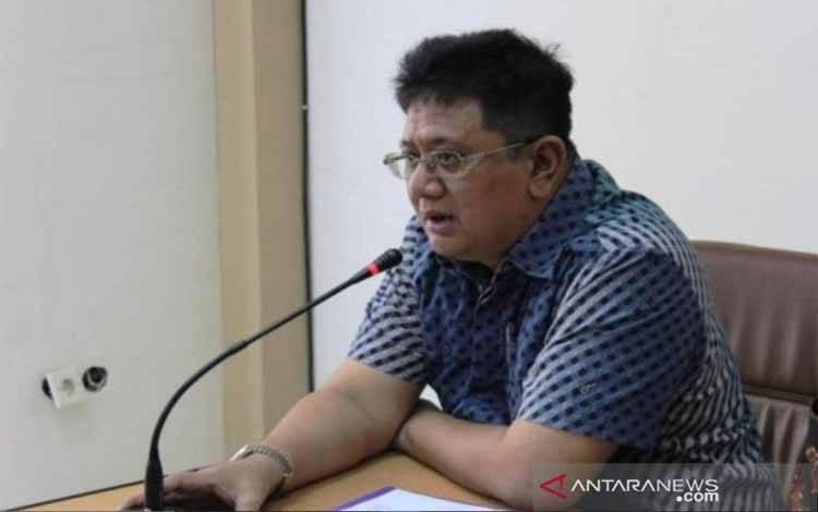 Ketua DPD Partai Demokrat Jawa Barat Irfan Suryanagara