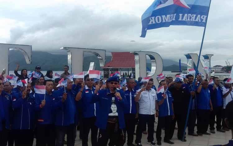 engurus DPD Partai Demokrat Maluku Utara