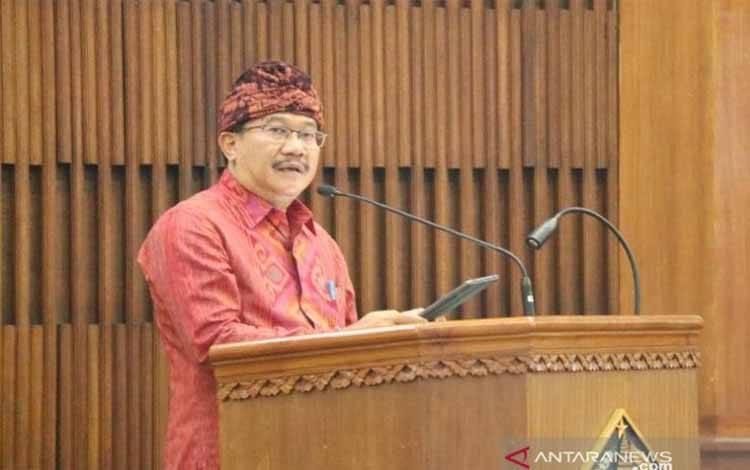 Kepala Dinas Komunikasi Informatika dan Statistik Provinsi Bali Gede Pramana