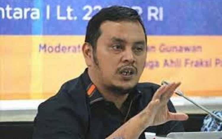 akil Ketua Badan Legislasi (Baleg) DPR RI Willy Aditya