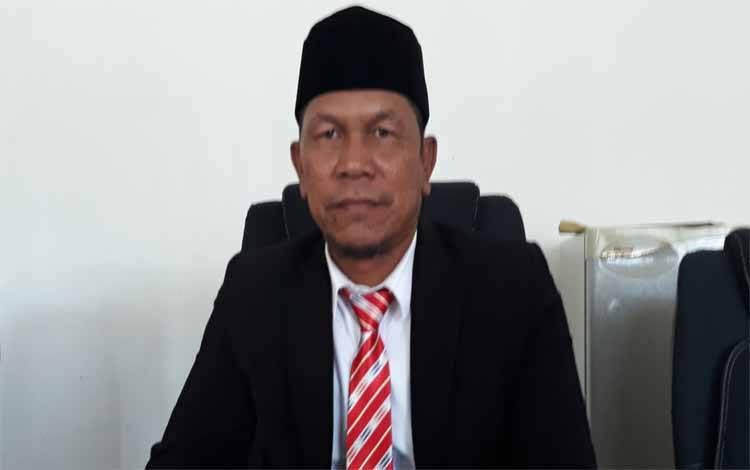 Anggota Komisi IV DPRD Kapuas, Lawin