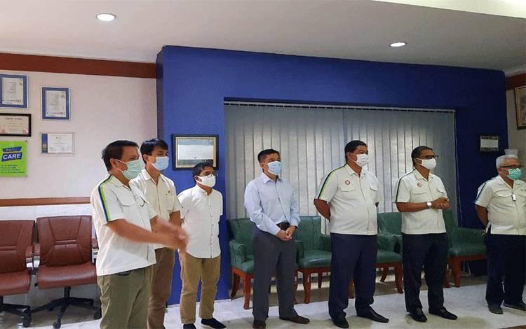 Pimpinan CBI Group Gelar Syukuran Ulang Tahun Hj Nuriyah Abdul Rasyid.
