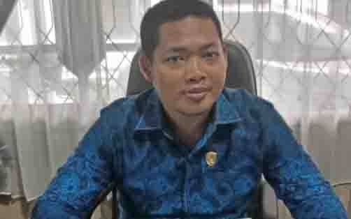 Anggota Komisi I DPRD Kotawaringin Timur, Khozaini.