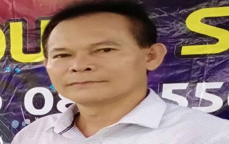 Anggota DPRD Kalteng, Sengkon.