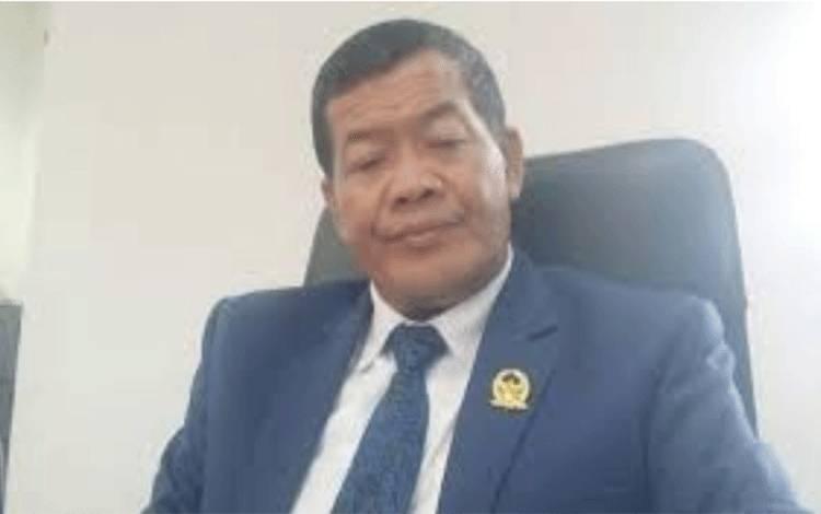 Anggota Komisi III DPRD Kotawaringin Timur, Anang Kapelius.