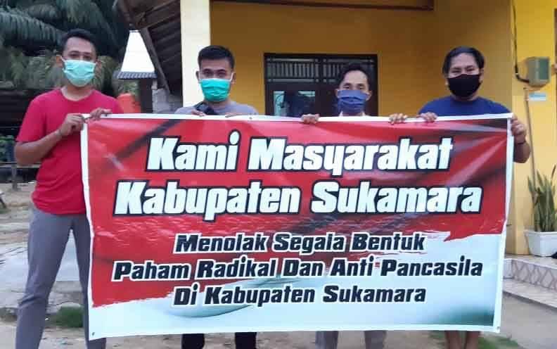 Suyatno, tokoh masyarakat Desa Bangun Jaya, Kecamatan Balai Riam, Kabupaten Sukamara.