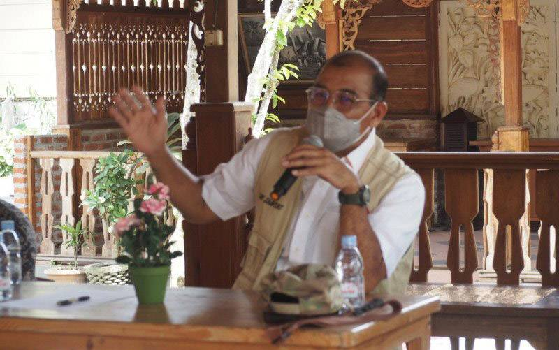 Wakil Ketua DPD RI, Nono Sampono. (foto : ANTARA/DPD RI)