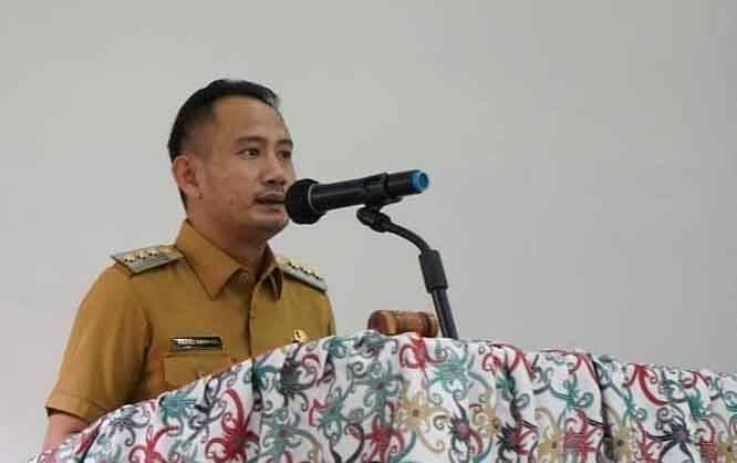)Wali Kota Palangka Raya, Fairid Naparin