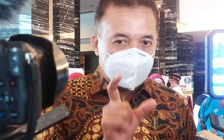 Kepala Perwakilan Bank Indonesia Provinsi Kalimantan Tengah, Rihando