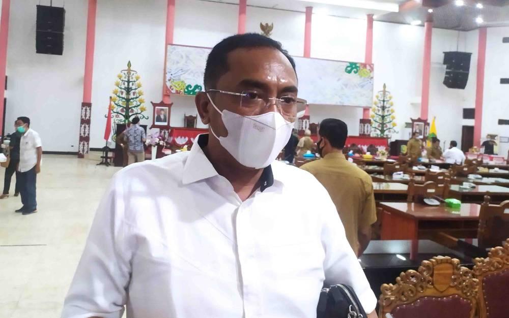 Ketua DPRD Kota Palangka Raya, Sigit K Yunianto