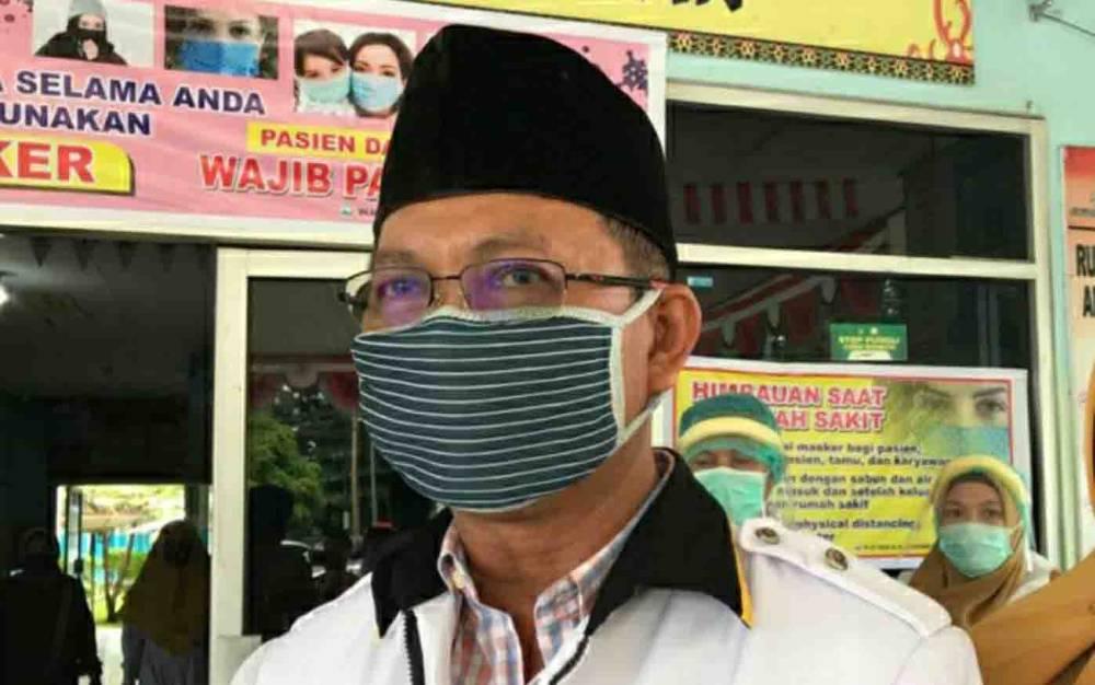 Anggota DPRD Kapuas, Rosihan Anwar