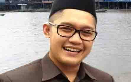 Anggota Komisi IV DPRD Kalteng, Bryan Iskandar.