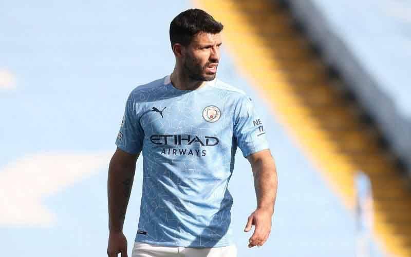 Sergio Aguero dipastikan meninggalkan Manchester City di akhir musim ini. (foto : Pool via REUTERS/MARTIN RICKETT via ANTARA)