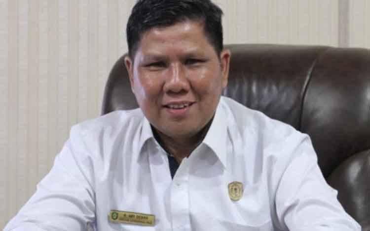Wakil Ketua Komisi IV DPRD Kotawaringin Timur, H Ary Dewar