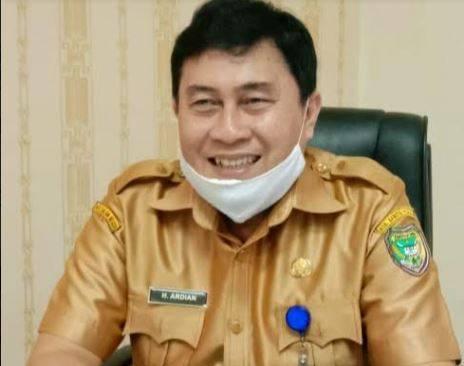 Kepala Dinas Pendidikan Barito Utara, H Ardian.