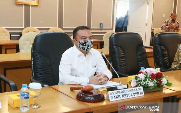Wakil Ketua DPR RI Sufmi Dasco Ahmad (Istimewa)