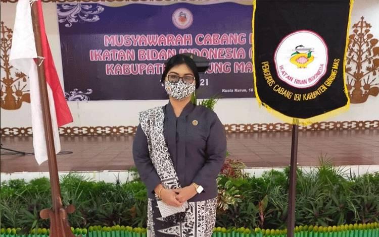 9 Pengurus Ranting IBI Telah Terbentuk di Kabupaten Gunung Mas