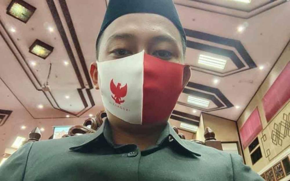 Anggota DPRD Kalteng Dapil II, Ferry Khaidir.