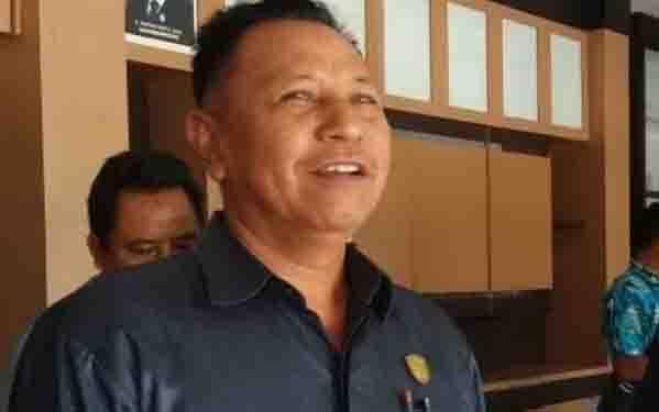 Wakil Ketua DPRD Kotawaringin Timur, H Rudianur