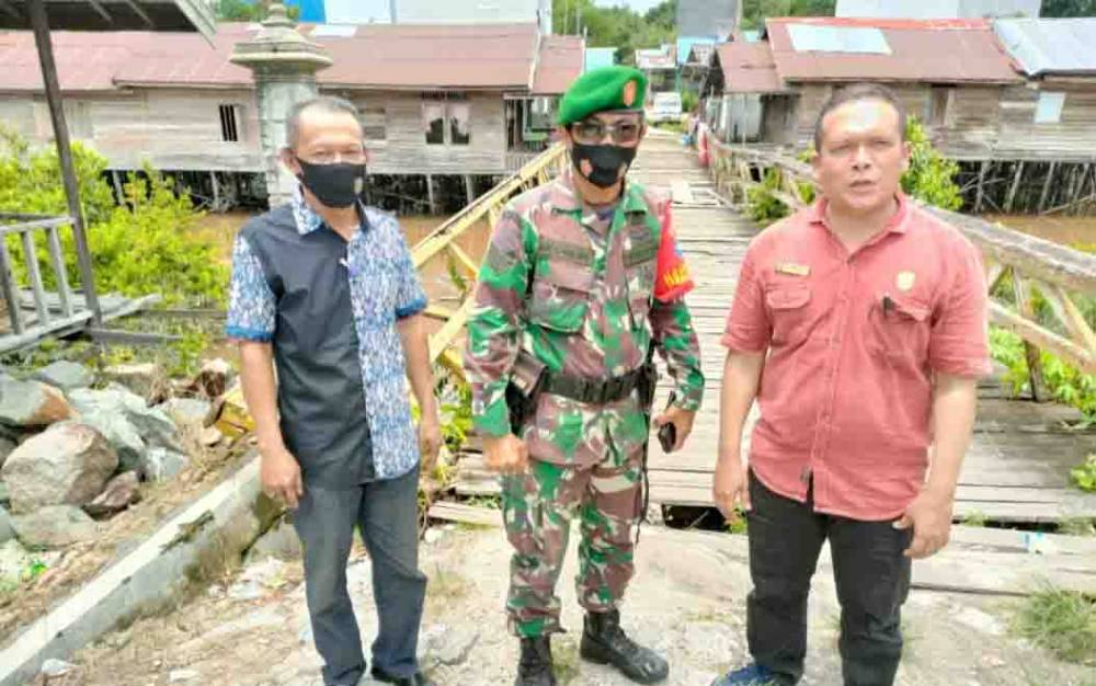Anggota DPRD Palangka Raya Dapil I HM Khemal Nasery reses di Kelurahan Petuk Bukit, Kecamatan Rakumpit