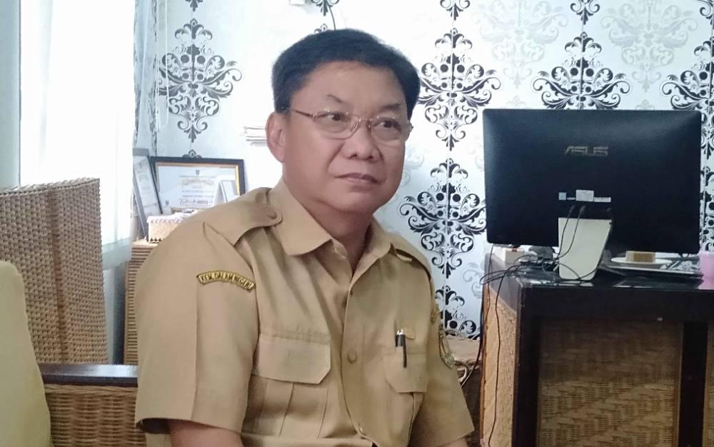 Kepala Dinas Koperasi,  Perdagangan, UMKM dan Industri Kabupaten Katingan, Harun.