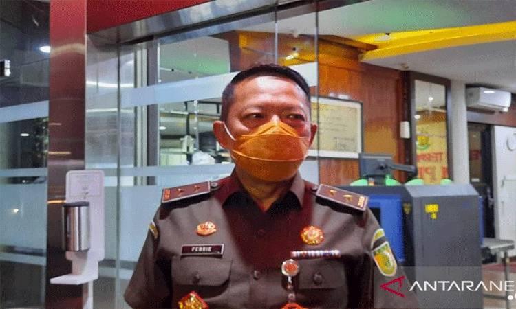 Direktur Penyidik Jaksa Agung Muda Tindak Pidana Khusus (Dirdik Jampidsus) Kejaksaan Agung Febrie Adriansyah, Senin (22/3/2021) (ANTARA/Laily Rahmawaty)