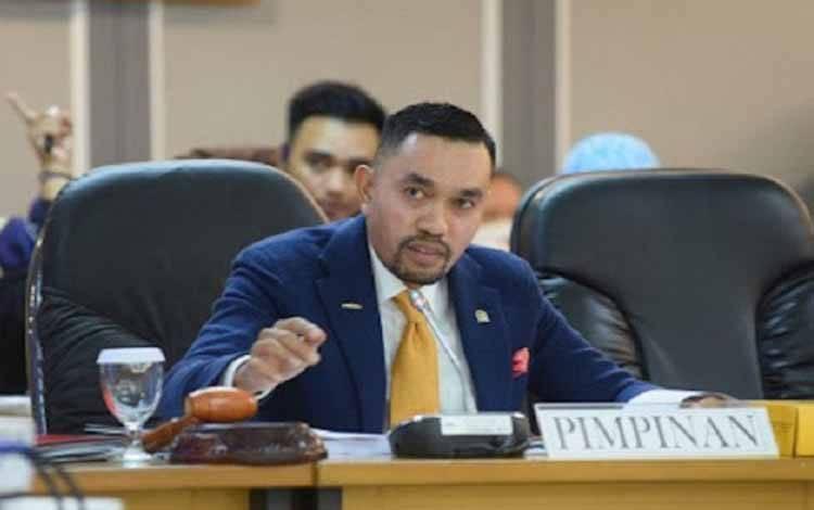 Wakil Ketua Komisi III DPR RI, Ahmad Sahroni