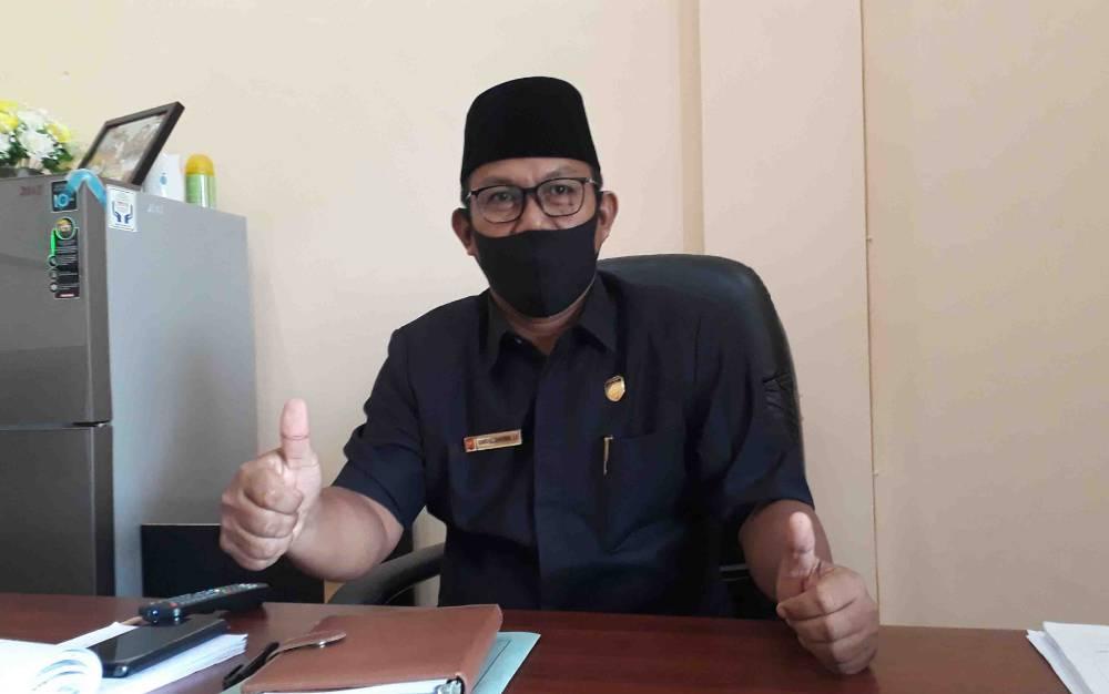 Wakil Ketua II DPRD Kobar, Bambang Suherman.
