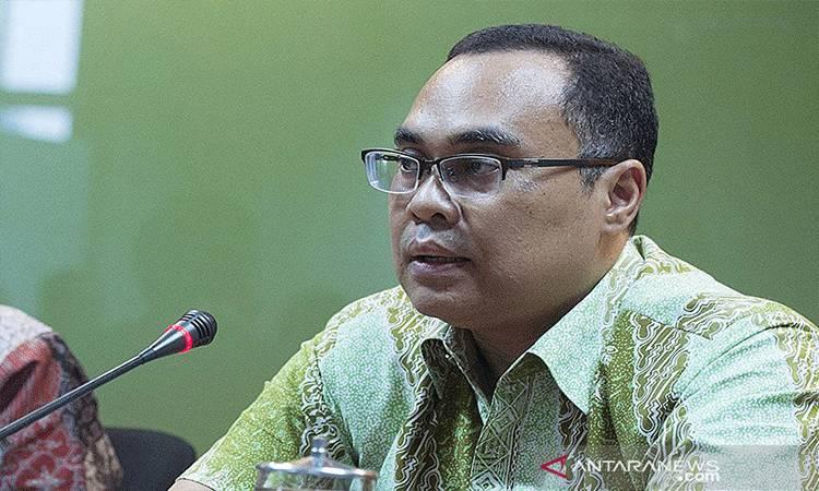 Guru Besar Hukum Internasional Universitas Indonesia Hikmahanto Juwana. ANTARA FOTO/Widodo S. Jusuf/ss/pd/aa.