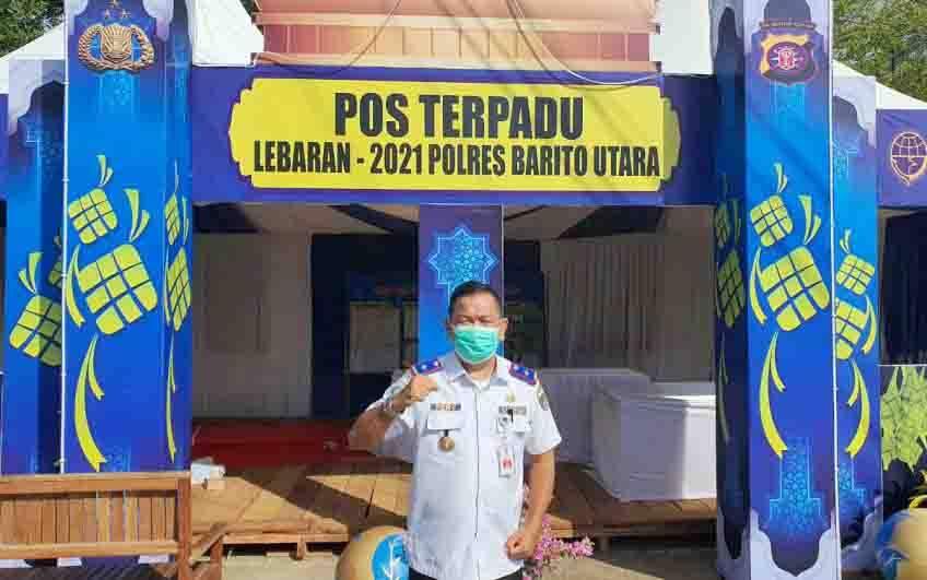 Kepala Dinas Perhubungan Barito Utara, H Fery Kusmiadi.