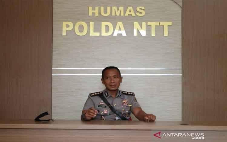 Kabid Humas Polda NTT Kombes Rishian Krisna B