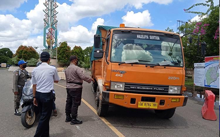 Hingga Hari ke 3 Larangan Mudik Lebaran, Puluhan Kendaraan Diperintahkan Putar Balik