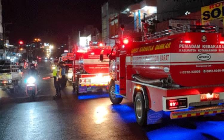 Ledakan Akibat Korsleting Listrik Bikin Heboh Warga Jalan Udan Said