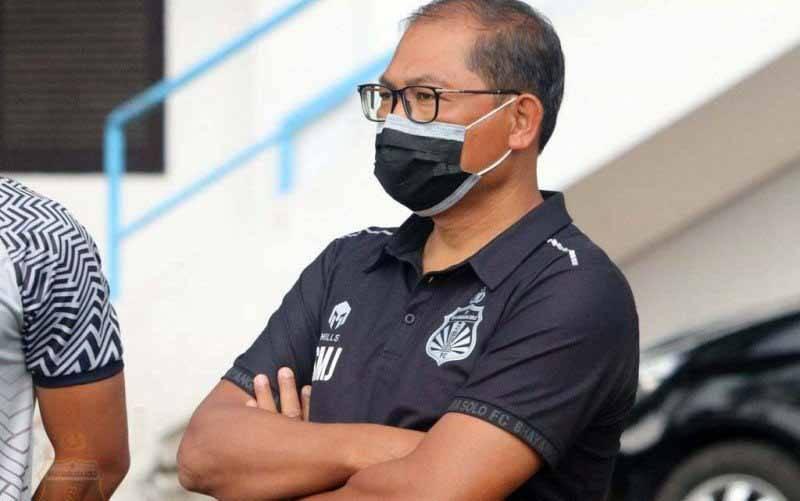 Chief Operating Officer (COO) Bhayangkara FC, Kombes Pol Sumardji. (foto : HO/Bhayangkarasolofc.id)