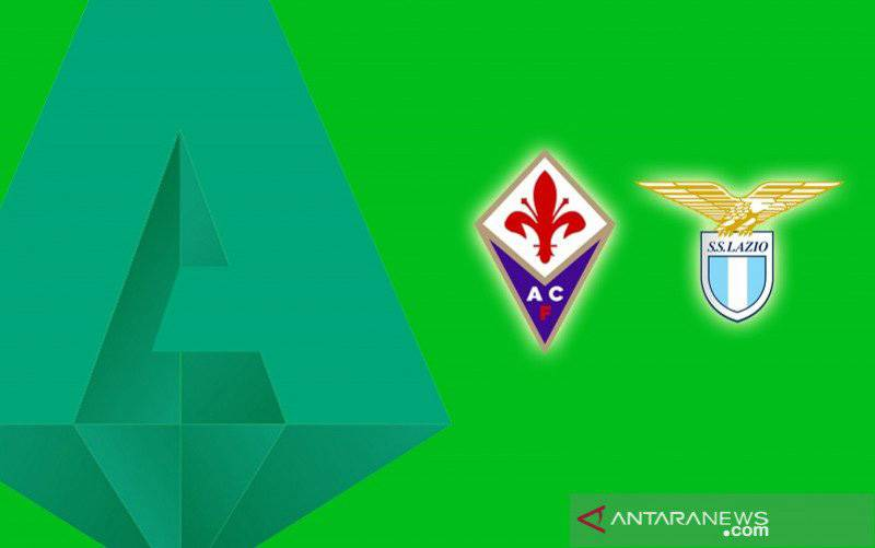 Ilustrasi pertandingan pekan ke-35 Liga Italia antara Fiorentina melawan Lazio yang berlangsung Minggu (9/5/2021) dini hari WIB. (foto : ANTARA/Gilang Galiartha)