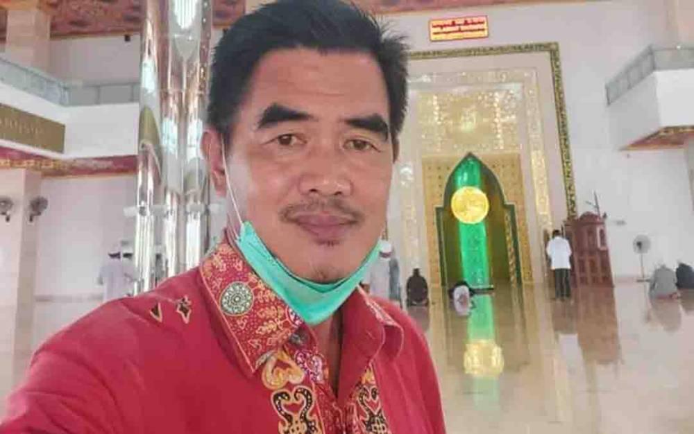 Anggota DPRD Kalteng, Sirajul Rahman